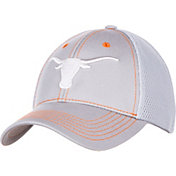 University of Texas Authentic Apparel Men's Texas Longhorns Grey Spica Adjustable Hat