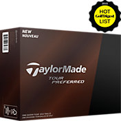 TaylorMade Tour Preferred Golf Balls - Prior Generation